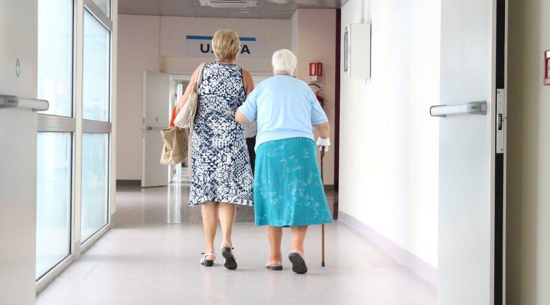 kobiety w szpitalu