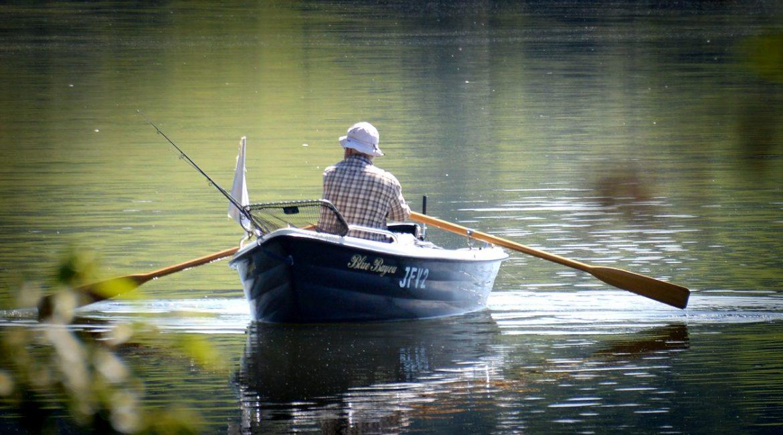 senior na rybach