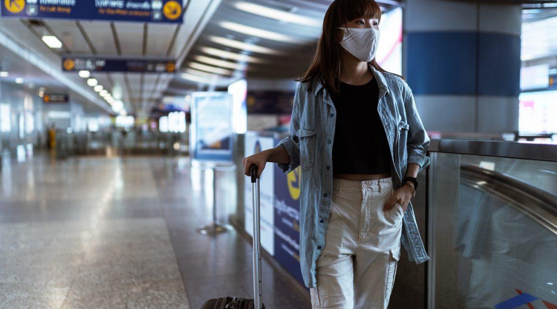 podróż w pandemii